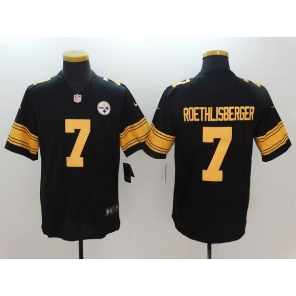 cheaper 8530a ca485 Pittsburgh Steelers Ben Roethlisberger Jersey